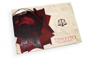 Convite de Formatura de Direito