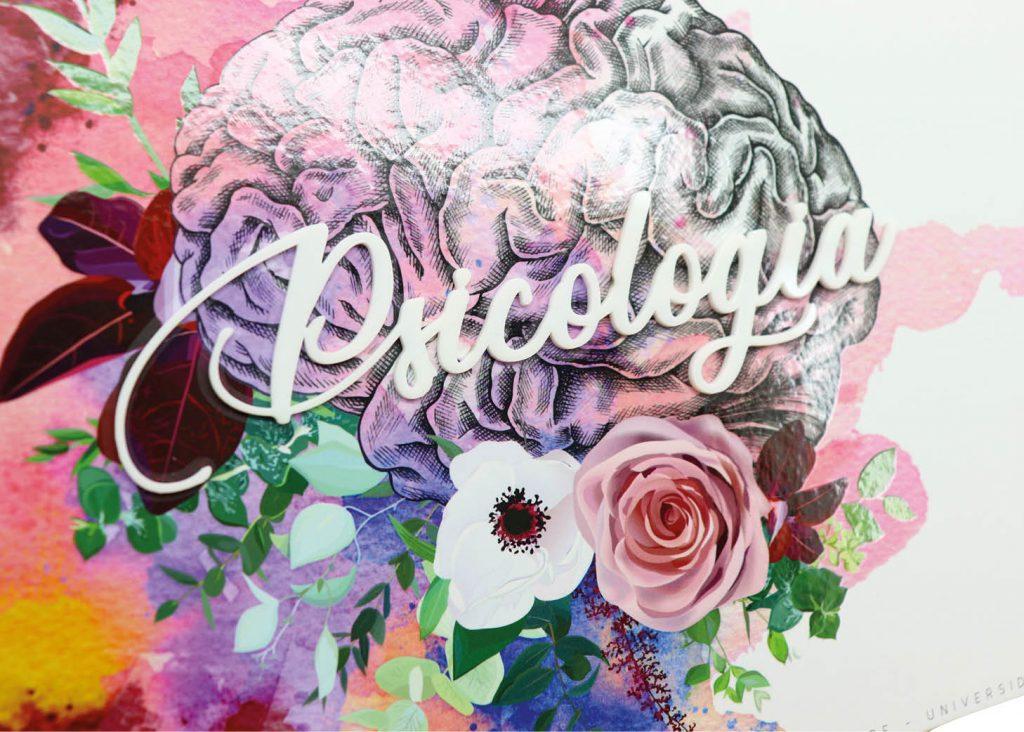 Convite de Formatura de Psicologia